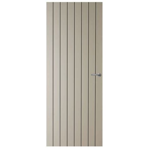 Hume Doors Timber 2040 X 820 X 35mm Accent Primed Hume Interior Doors