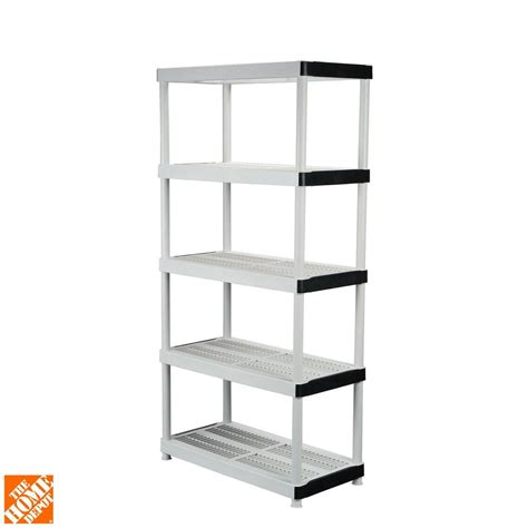 storage racks home depot storage racks garage