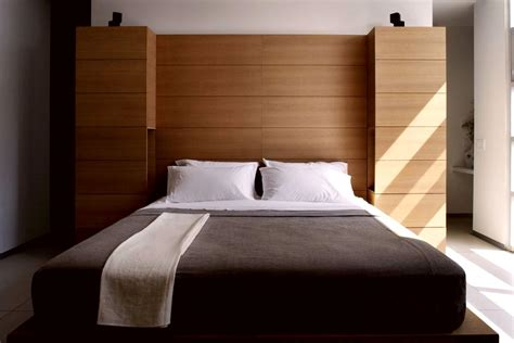 Bedroom Wood Design 21 Beautiful Wooden Bed Interior Design Ideas