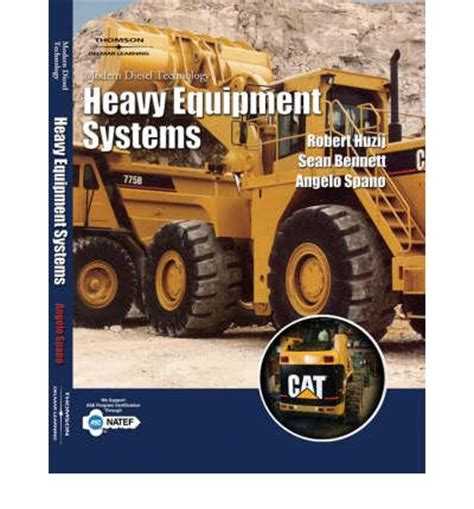 modern diesel technology heavy equipment systems books modern diesel technology robert huzij 9781418009502
