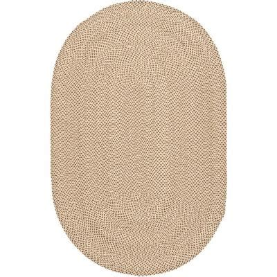 Home Depot Braided Rugs by Safavieh Braided Beige Brown 4 Ft X 6 Ft Oval Area Rug