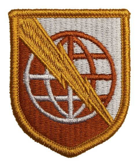 Patchwork Command - army command headquarters patches