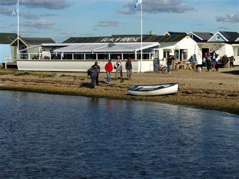 Mudeford Sandbank Bayside Picture Of Beach House Cafe The House Mudeford