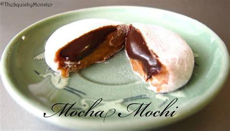 Koko Gaul Masa Kini 20 kek beras mochi berinti coklat resipi makanan explo