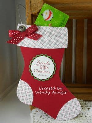 Stocking Gift Card Holder - 17 best images about su big l holiday stocking on pinterest gift card holders easel