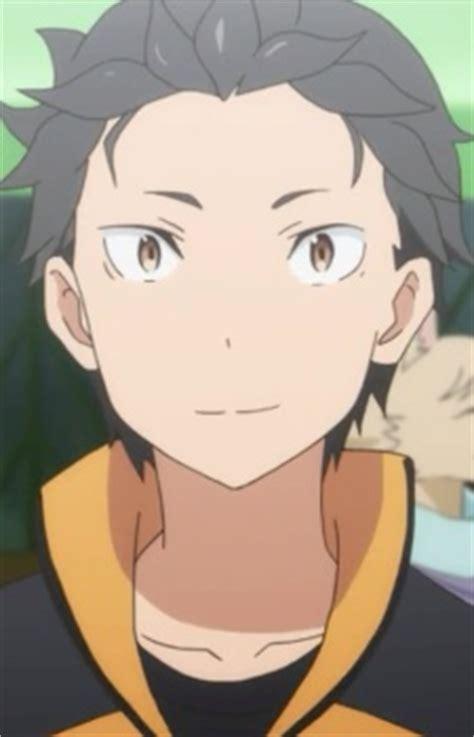 subaru character subaru natsuki pictures myanimelist