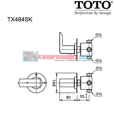 Shower Set With Stop Valve Toto Tx402sp 1 toto tap tx484sk stop valve shower bath distributor