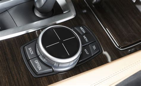 Bmw Idrive Knob Not Working by Bmw Debuts New Idrive Controller 187 Autoguide News