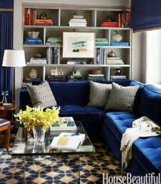Gray And Yellow Accent Chair The Eye Catching Look Of Cobalt Blue Decor Megan Morris