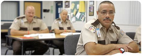 Florida Correctional Officer by Florida Security Officer School