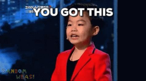 you got it gif you got this kid gif find share on giphy