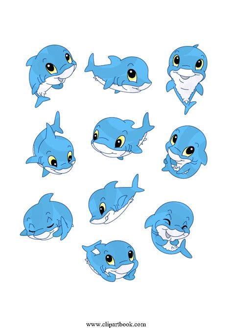 Baby Shark Vector | download free clip art vector category nature page 5