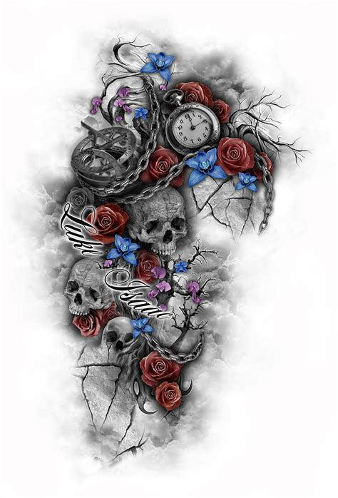 custom sleeve tattoo designs gallery custom designs