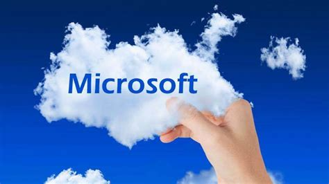 up in the clouds by microsoft s future is up in the clouds tv tech geeks news