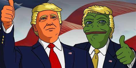 Trump Pepe Memes - did meme magic elect trump sparta report