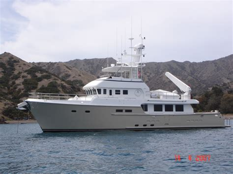 yacht nurse nordhavn 76 driven review motor boat yachting