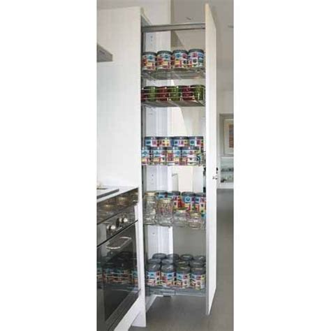 Pull Out Pantry Nz by Hafele Pull Out Pantry Baskets Kitchens Mitre 10