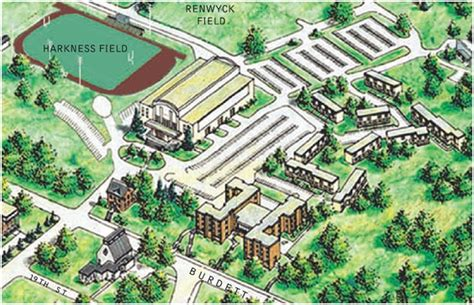 rpi field house field house parking map