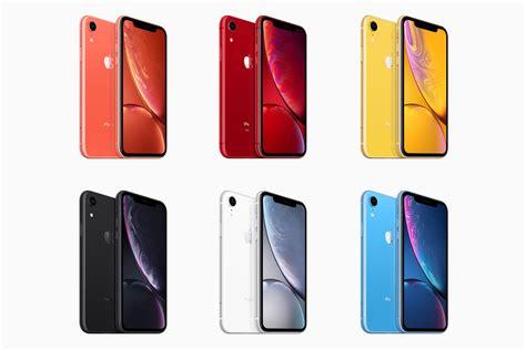 iphone xr shipments   lowered   weak demand