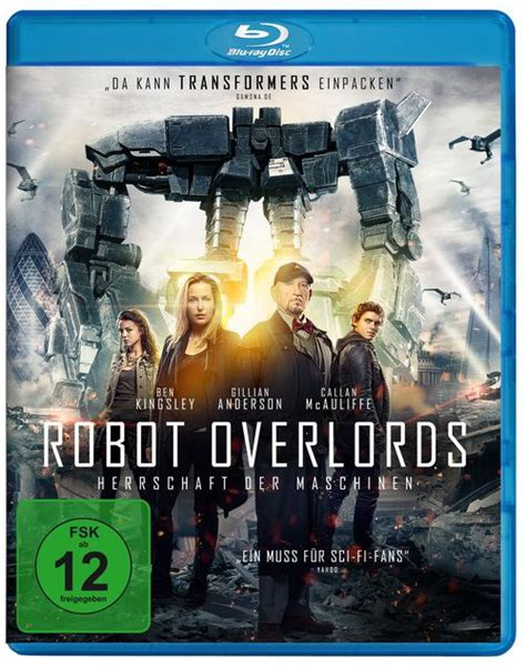 film robot overlords bande annonce robot overlords blu ray gro 223 britannien 2014