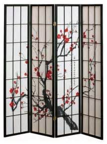 cherry blossom screen asian screens and room dividers by beth connolly