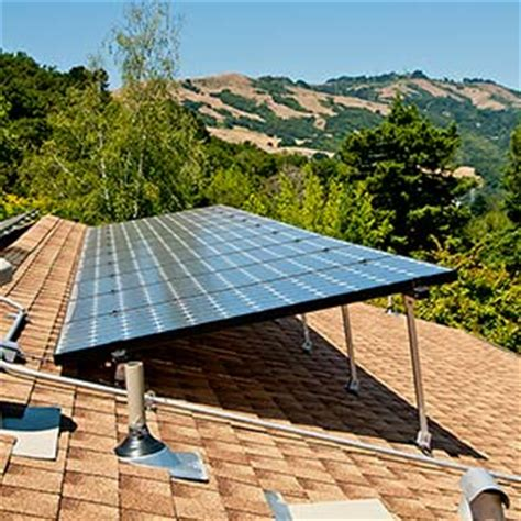 tilted roof our residential flat roof solar systems can solar electric pv systems diablo solar services