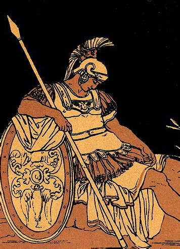 """the first """"almost modern"""" hero: aeneas 