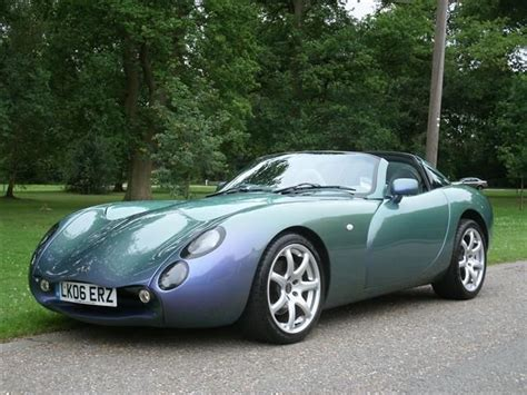 Tvr Tuscan Swordfish Tvr Tuscan 2 Swordfish Spec 2006 Tvr Sportscars For Sale