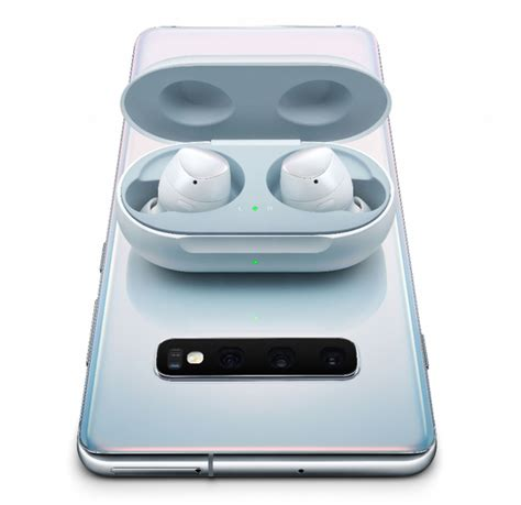 samsung galaxy buds are a new 130 rival to apple s airpods