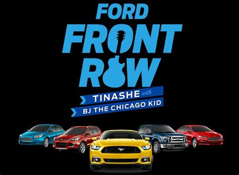 Billboard Sweepstakes - 2017 ford front row sweepstakes sweepstakesbible