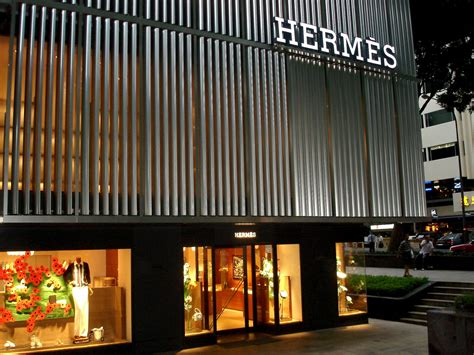 Home Design Exterior And Interior by Hermes Boutique Singapore Citiled By Saco