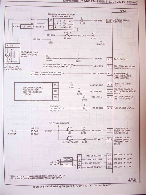 95 lt1 engine wiring engine free printable wiring