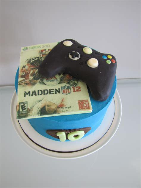 madden footballxbox birthday cake lets eat   xbox cake cake birthday cake