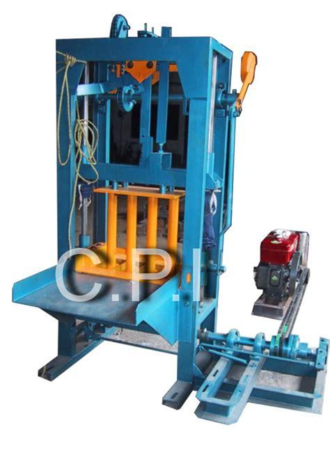 Harga Cetakan Batako Manual Yogyakarta mesin cetak batako paving blok cahaya perkasa indonesia