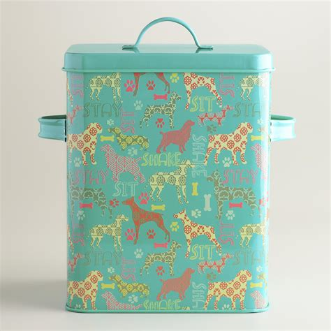 treat containers cost plus world market treat storage container by