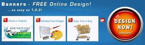 design a header online design your own banner online banner templates