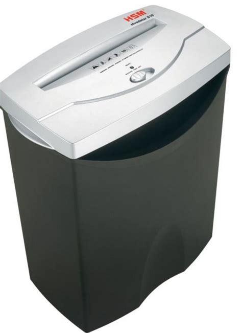 Hsm Shredder S10 hsm shredstar s10 cut paper shredder advantage