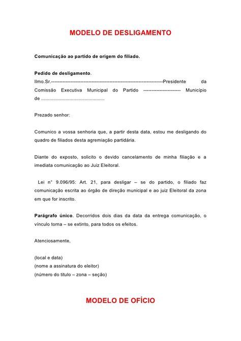 carta formal juiz modelo de documentos