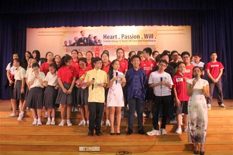 new year celebration in school new year celebration kent ridge secondary school