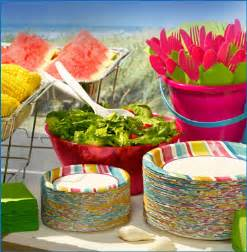 summer themed decorations summer decorations theme ideas small house