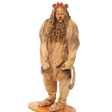 cowardly lion halloween costume cowardly lion costume from the wizard of oz to fetch 3