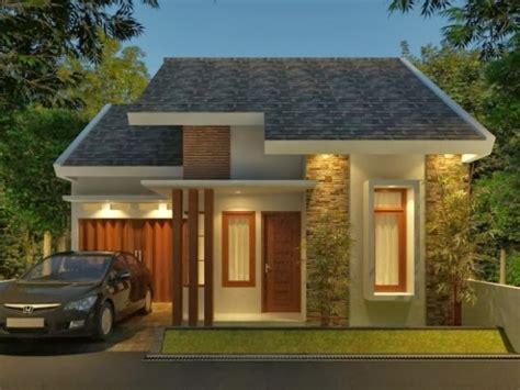 design exterior rumah mewah 12 gambar rumah minimalis 1 lantai modern 2018