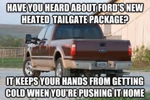 you heard about ford s new heated tailgate package