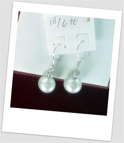 Trending Earrings Anting Anting Perhiasan anting mutiara emas 0075 harga mutiara lombok perhiasan toko emas terpercaya jual