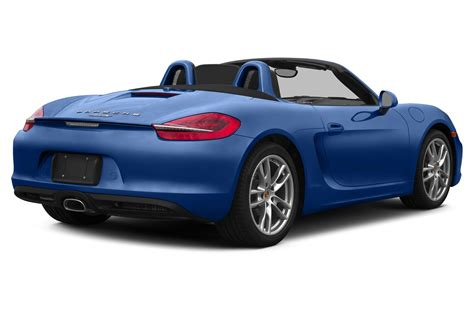 2015 Porsche Boxster Price Photos Reviews Features