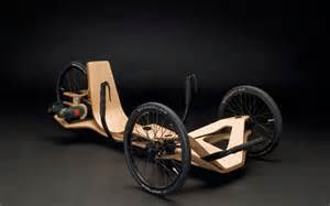 cool electrical recumbent bike is driven by cordless screwdriver treehugger