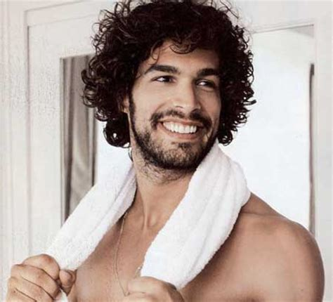 7 best mens curly hairstyles | mens hairstyles 2018