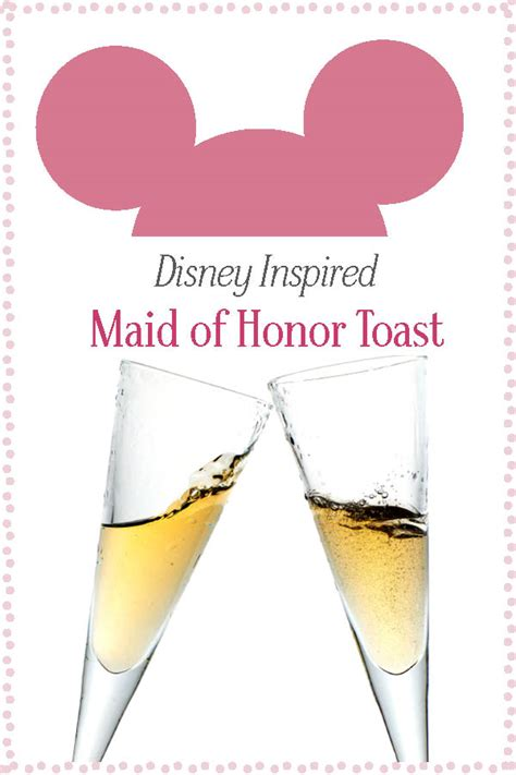 wedding toast quotes for maid of honor