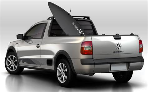 vw truck check out the 2015 volkswagen saveiro pickup truck quot surf
