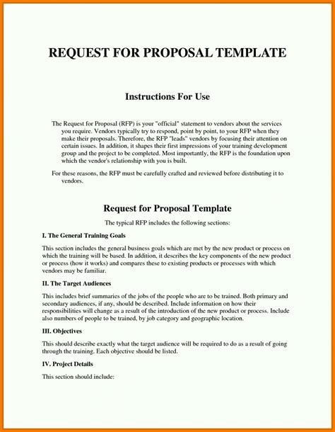rfp templates excel expin franklinfire co